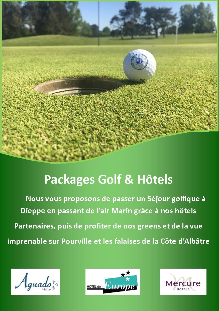 Package Golf/Hôtel