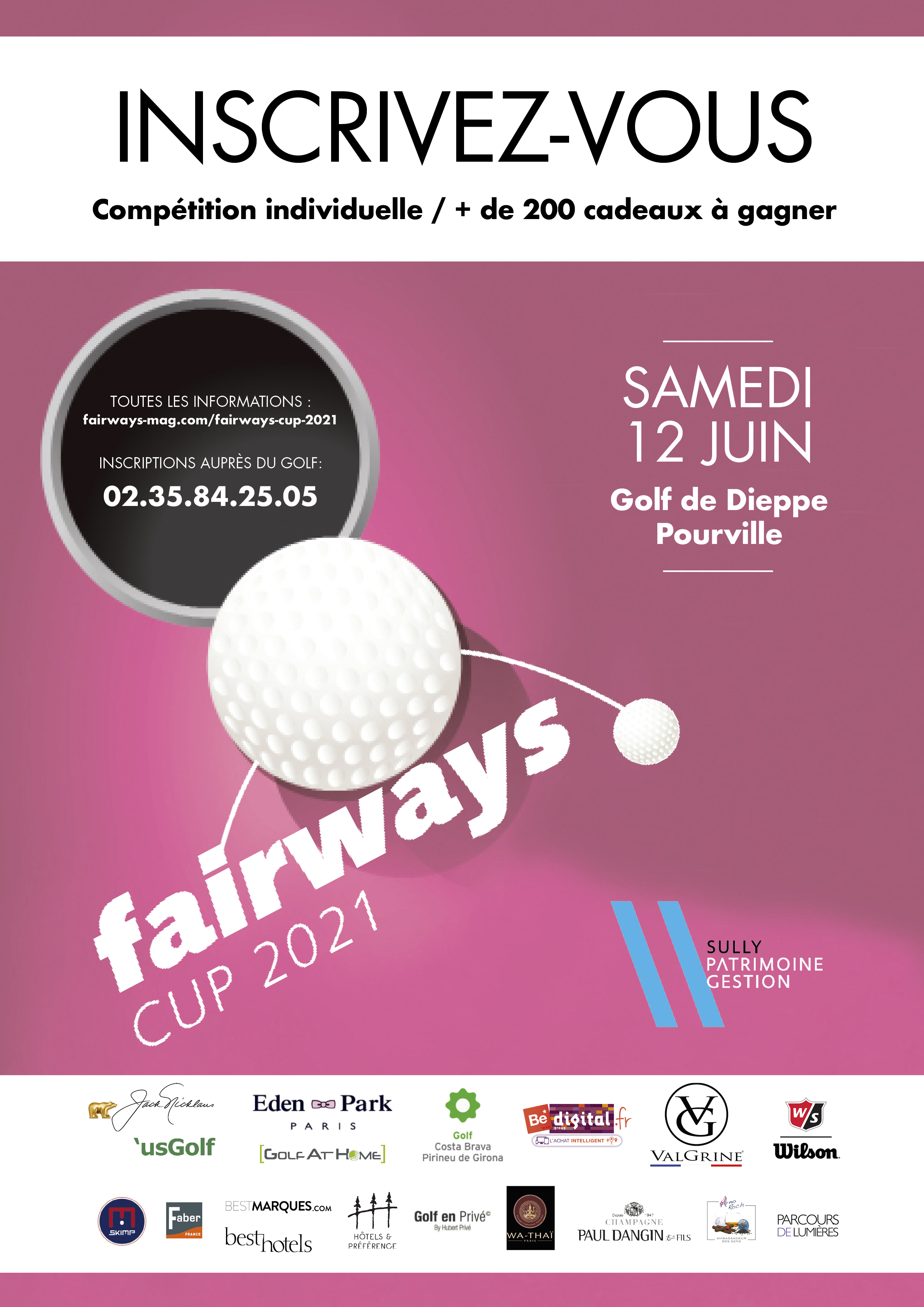 Coupe Fairways Cup 2021